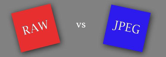 RAW vs JPG. Выбираем формат фотографии