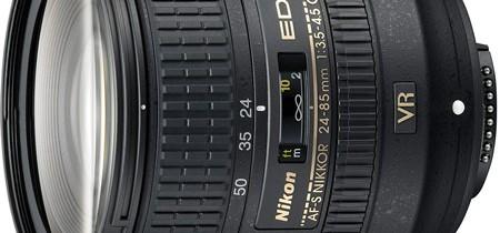 Nikon представляет два новых объектива