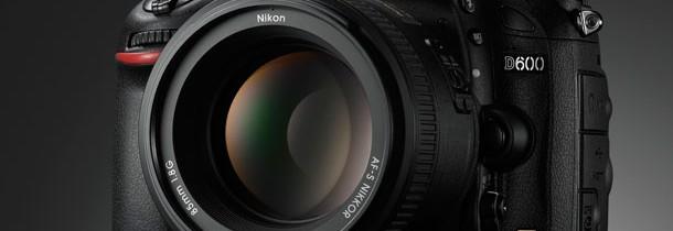 Nikon представляет D600