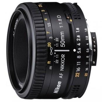 Объектив Nikon 50mm f/1.4G