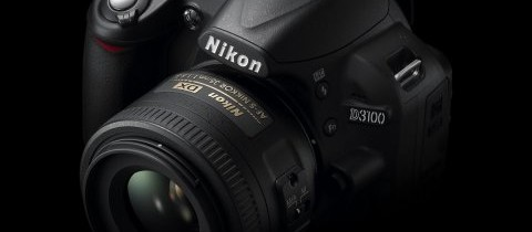 Обзор нового Nikon D3100