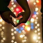 Рождественское Боке — чудесные новогодние огоньки