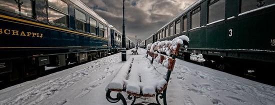 Фотографируем в зимнее время