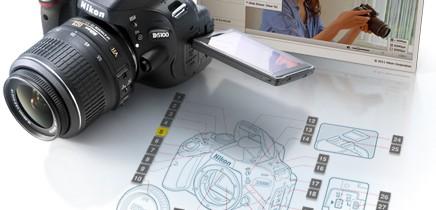 Гид по фотоаппарату Nikon D3100