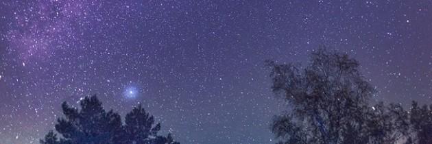 Как фотографировать звёздное небо?