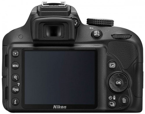 О Nikon D3300