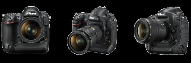Компания Nikon представляет новую передовую фотокамеру формата— D4S