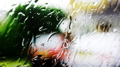 Скорость затвора при съемке в дождь