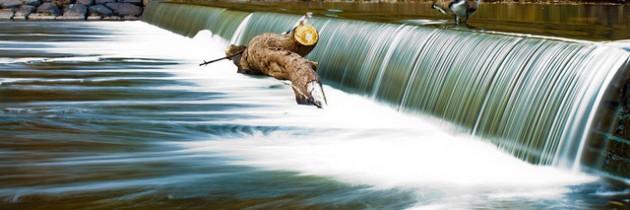 Как фотографировать текущую воду