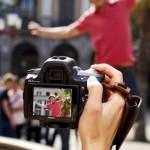 Как составить фотографию в Live View