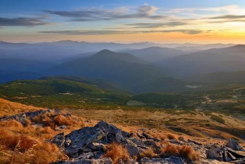 Каким объективом снимать пейзаж