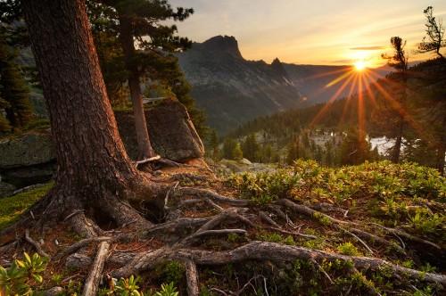 Как снимать пейзаж закат