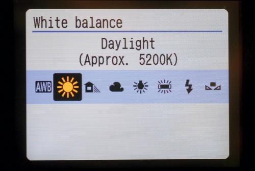 Упражнения с балансом белого