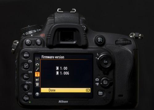 Чистка фотоаппаратов nikon