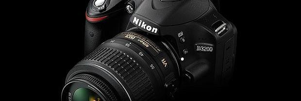 Nikon D3200: делать живописные фотографии стало еще проще