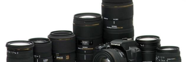 Маркировка объективов фото-производителей